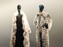 leather suede fur