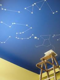 glow in the dark paint for wallsHow to DIY Glow In The Dark Paint Wall Murals  Fun art projects