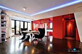 Bold HOLA Design Luxury Apartment  Warsaw Poland The Pinnacle List - Luxury apartments interior