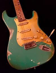Warmoth Color Chart Virgils Vintage Relic Aged Stratocaster Warmoth Rumpelstiltskin Pickups