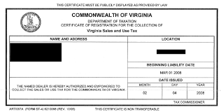 How Do I Obtain A Resale Certificate Deeperdeals