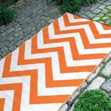 rugs made from recycled plastic orange l and white outdoor mat uk