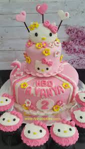 Kue Ulang Tahun Hello Kitty Segi Empat Dapur Masakan Mbak Anis