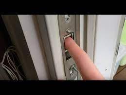 fix a sliding glass door that won t