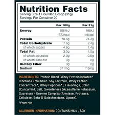 description whey protein