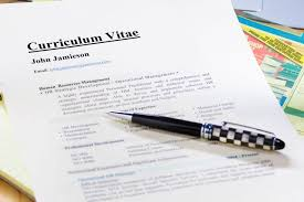 Formatting Tips for Your Curriculum Vitae (CV)