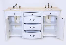 Traditional double sink bathroom vanities 84 Inch Legion Furniture 67 Cldverdun Aber 67 Inches Antique White Finish Double Sink Bathroom 67 Double