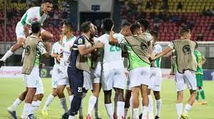 الرجاء المغربي بطلًا لكأس الاتحاد الأفريقي على حساب شبيبة القبائل