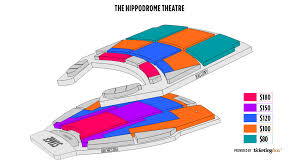 Verizon Theater Seating Chart View 80 Eye Catching Hippodrome Seating View