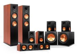 onkyo 7 1 speakers. 4 klipsch rp-260 7.2 speakers reference premiere acoustic system onkyo 7 1