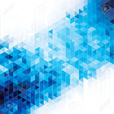 Blue Background Abstract Modern Geometric Blue Background Royalty Free Cliparts