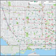 bike share toronto map toronto bike share map (canada) Canada Toronto Map toronto bike share map canada toronto matejka