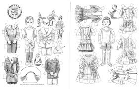 Small Picture Boy and Girl paper dolls 28 Boy and Girl paper dolls Kids
