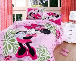 pink minnie mouse bedding sets gilrs bedding sets twin full queen