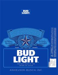Bud Light Advertising Bud Light Label Cigit Karikaturize Com