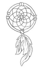 Simple Dream Catcher Tattoos Simple dreamcatcher design Tattoos Pinterest Tattoo 4