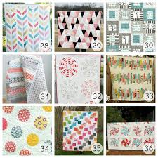 36 Beautiful Free Quilt Patterns - U Create & 36 Different Free Quilt Patterns Adamdwight.com