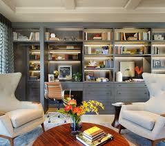 office bookshelves designs. 20 Home Office Bookshelves Designs Ideas Design Trends R