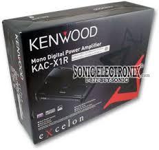 kenwood kac x1r (kacx1r) 2400w max, class d monoblock amplifier kenwood kac-9102d wiring diagram product name kenwood excelon kac x1r
