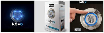 Kevo Review - Kevo Kwikset Smart Door Lock 1/4