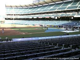 Anaheim Angels Stadium Seating Chart Angel Stadium Of Anaheim View From Field Infield 110 Vivid