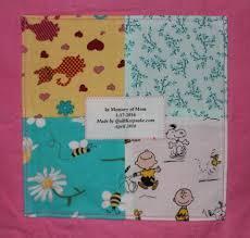 Memorial Quilts & Memorial Quilt Label Adamdwight.com