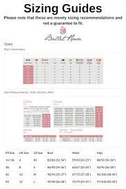 18 Skillful Bloch Size Conversion Chart
