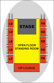 The Rave Milwaukee Seating Chart The Wailers The Rave Eagles Club Milwaukee Wi Us