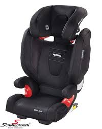 child seat original recaro monza nova 2 seatfix black 15 36kg