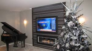 samsung flat screen tv on wall. the particular flat screen tv may seem like a piece of art to you, in case you would rather impress guests with something more decorative compared samsung tv on wall n