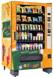 Yogurt Vending Machine Extraordinary Healthyvendingmachines