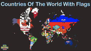 Countries Of The <b>World</b> With <b>Flags</b>/Countries Of The <b>World</b> Song ...