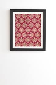 on damask framed wall art with damask black framed wall art arcturus