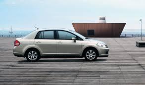 NISSAN Tiida/Versa Sedan specs - 2006, 2007, 2008, 2009, 2010 ...