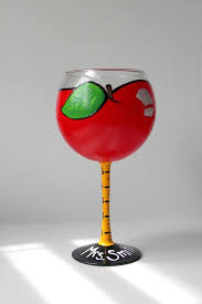 Wine Glass Decorating Designs Vitally Wonderful Wine Glass Designs To Make You Smile Bored Art 79