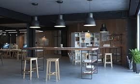 Design Workshop 3d 3d Interior Rendering Of Factory Workshop Concept Lunas 3d