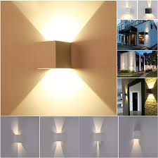 beautiful modern led wall lights 35 exterior with led sconces