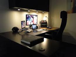 impressive office desk setup. 100 awesome workspace setups for geek impressive office desk setup o