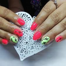Moje Nehty Rudá Krajka Objednací Kartička 10 Ks Gobra Nails