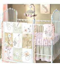 mini crib bedding sets for boy set sheets fawn and pottery barn up s baby girl crib bedding set with per sets