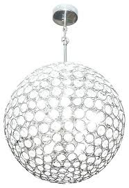 pendant globe light crystal globe pendant light crystal globe ceiling pendant blog with regard to new