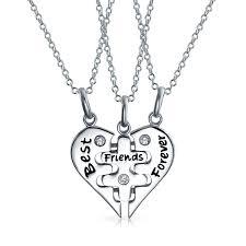 f puzzle necklaces