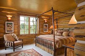 Rustic Bedrooms Design Ideas