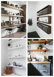 Floating Shelve Ideas Classy 32 Floating Shelves Ideas For Your Home ComfyDwelling