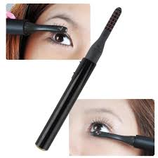 heated eyelash curler. unique electric heated makeup eye lashes curling pen long lasting eyelash curler for natural beauty tools-in underwear from mother \u0026 kids on aliexpress.com r