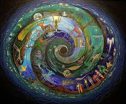 """Résultat de recherche d'images pour """"dessin illustration de l'espace temps univers"""""""