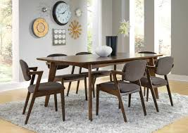 Walnut Dining Room Table And Chairs Alliancemvcom - Walnut dining room furniture