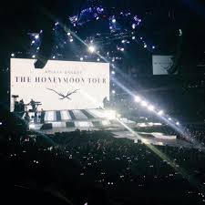 ariana grande madison square garden. Delighful Madison Ariana Grande Honeymoon Tour March 21st 2015 Madison Square Garden For Grande Garden 2