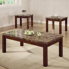 Marble Table Tops Round Living Room Attractive Furniture Modern Round Coffee Table With