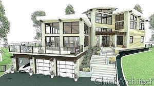 building a house on a hill building a house on a steep slope building a house building a house on a hill